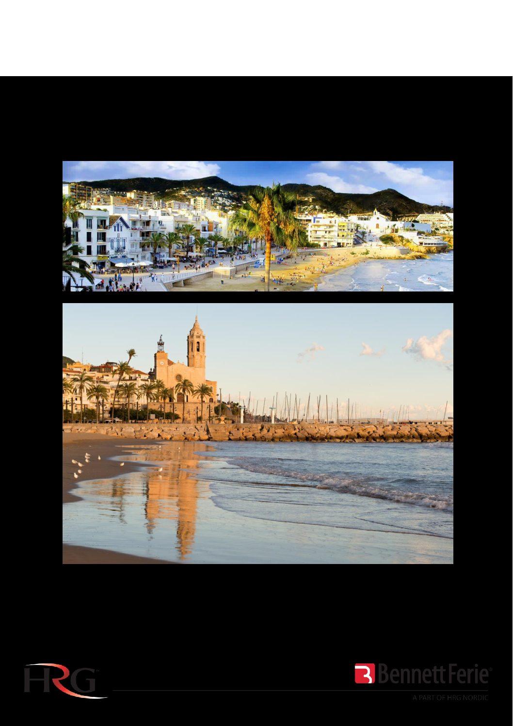 Tur til Sitges – mars 2018